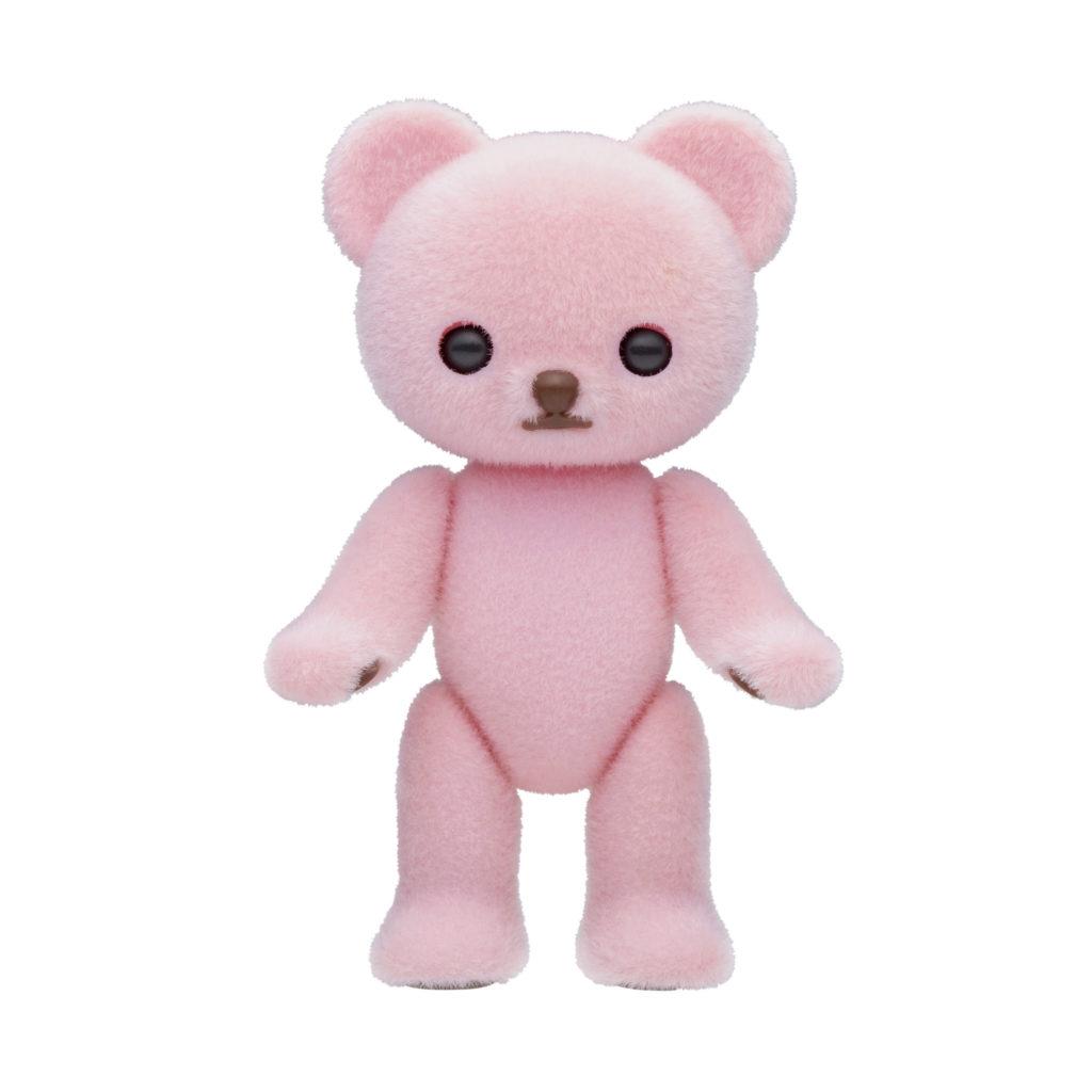 ハニーベア クローバー ピンクのイメージ画像