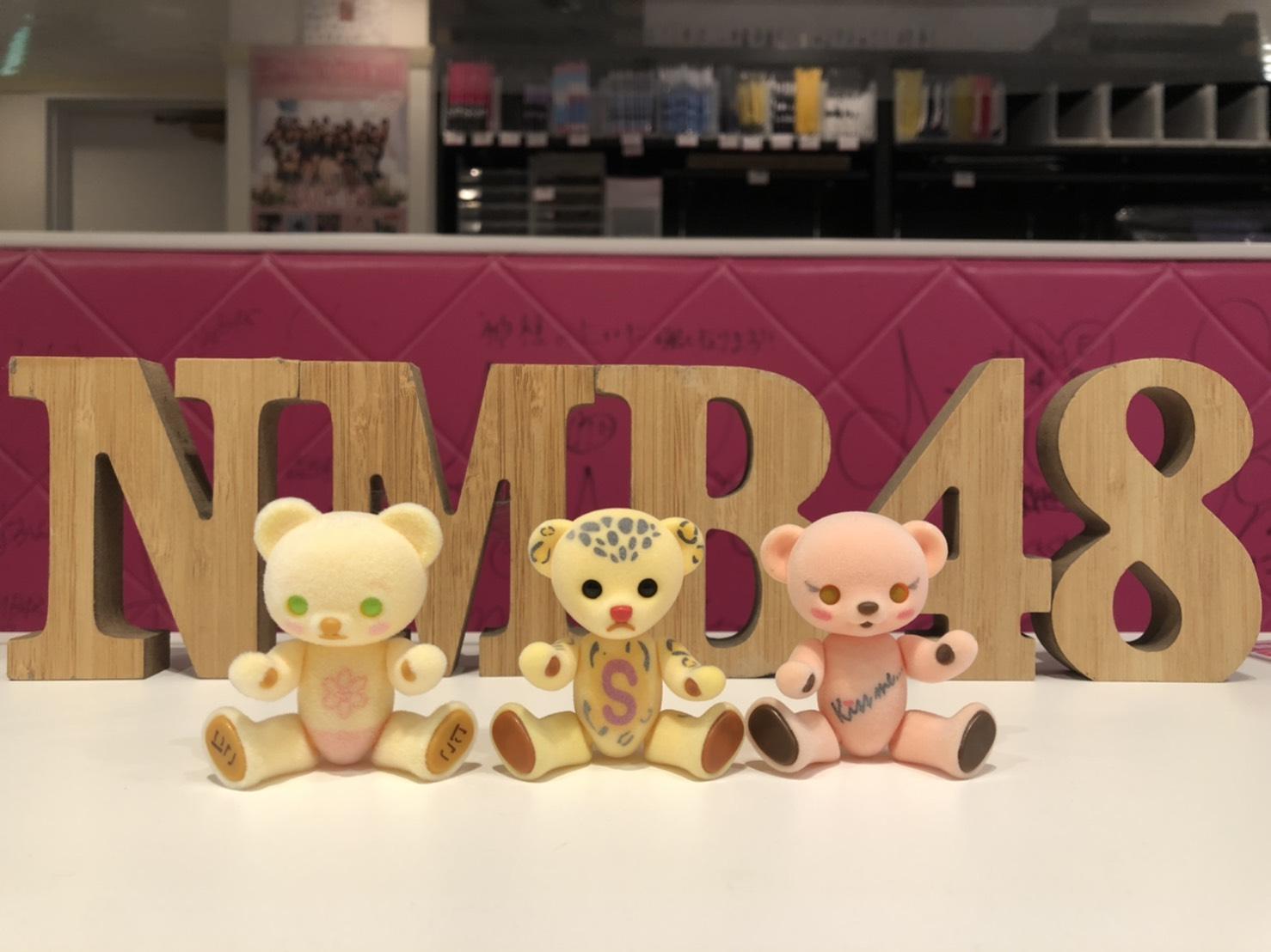 NMB48オフィシャルショップなんば店で販売中!のイメージ画像
